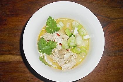 Tom Kha Gai - die berühmte Hühnersuppe mit Kokosmilch und Galgant 41