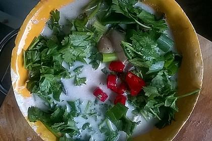 Tom Kha Gai - die berühmte Hühnersuppe mit Kokosmilch und Galgant 53