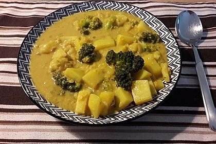Kartoffel-Brokkoli-Curry mit Kokosmilch 46