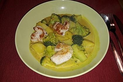 Kartoffel-Brokkoli-Curry mit Kokosmilch 36