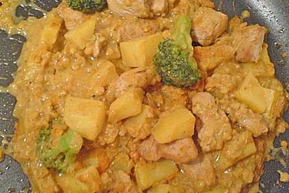 Kartoffel-Brokkoli-Curry mit Kokosmilch 72