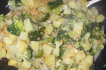 Kartoffel-Brokkoli-Curry mit Kokosmilch 61