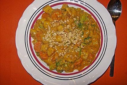 Kartoffel-Brokkoli-Curry mit Kokosmilch 34