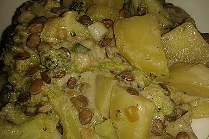 Kartoffel-Brokkoli-Curry mit Kokosmilch 73