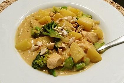 Kartoffel-Brokkoli-Curry mit Kokosmilch 18