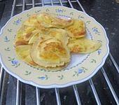 Himmlisch zarte Apfelpfannkuchen (Bild)
