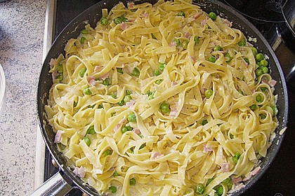 Nudeln alla emiliana  - lecker aus Italien 9