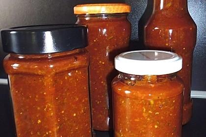 Hot Zucchini - Salsa 9