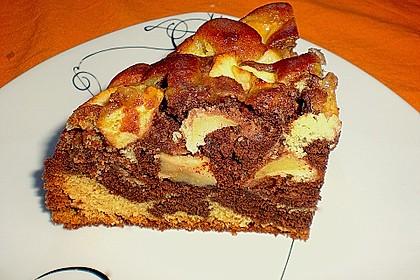 Apfel - Marzipan - Kuchen 4