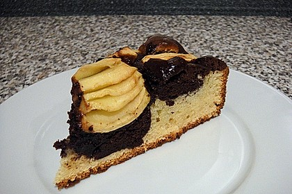 Apfel - Marzipan - Kuchen 20