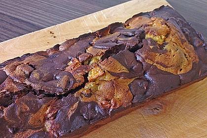 Apfel - Marzipan - Kuchen 17