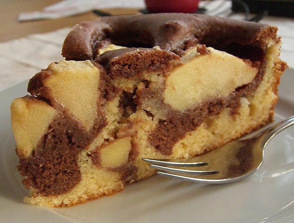 Apfel Marzipan Kuchen Von Meiling Chefkoch De