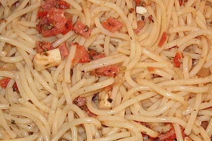 Simones italienischer Nudelsalat