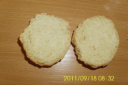 Apfelmus - Brötchen 12