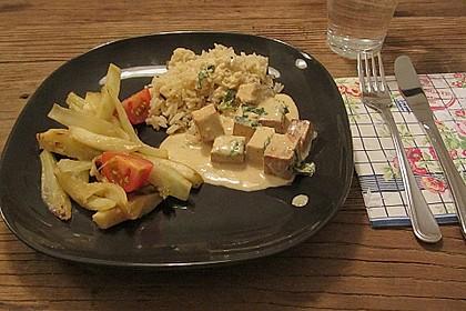 Zitronen - Tofu