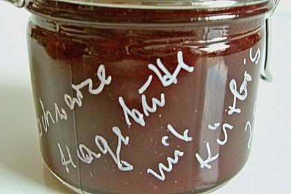 Kürbis - Marmelade mit  Apfel, Orange und Ingwer 1