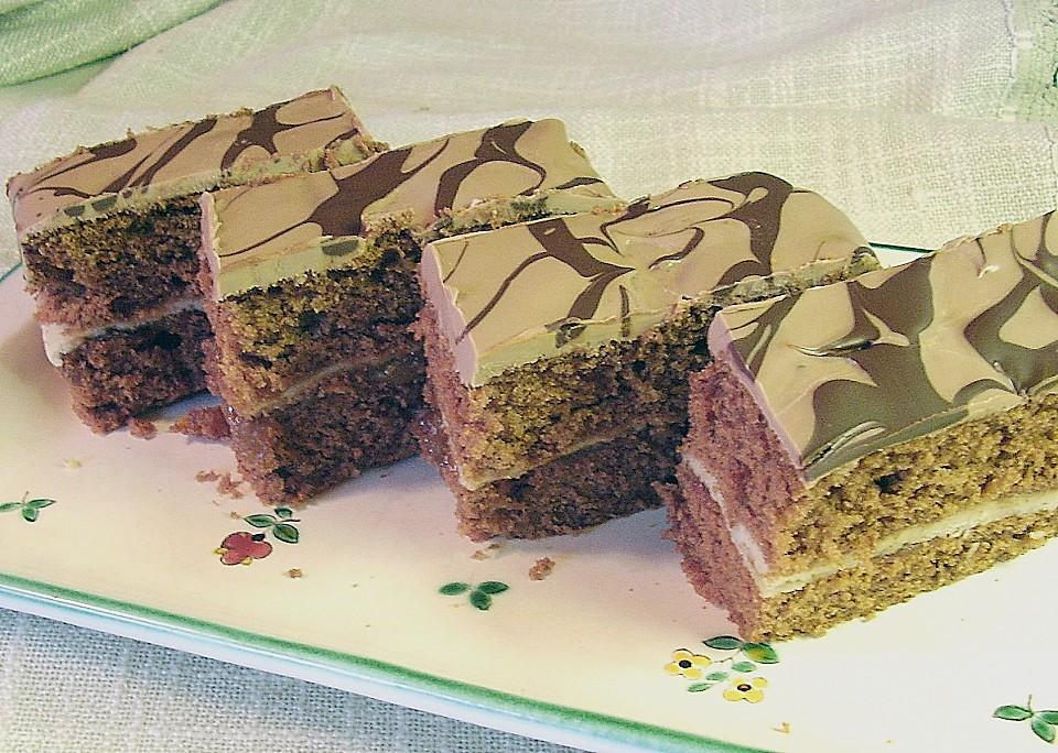 Schoko Orangen Marzipan Kuchen Von Mima53 Chefkoch De