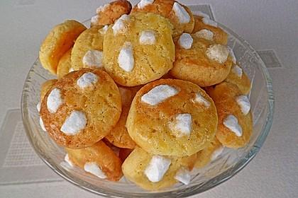 Bretonische Vanille - Biskuits
