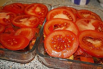 Feurige Gemüselasagne 30