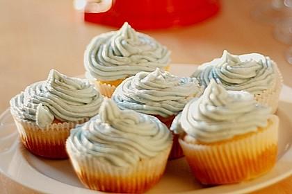 Swimmingpool - Cupcakes (Bild)