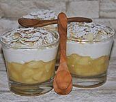 Apfelkompott mit Joghurt (Bild)