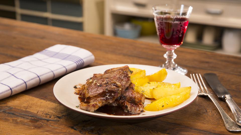 Lammkoteletts In Balsamico Honig Von Diananaber Chefkochde