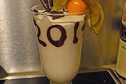 Champagner - Dessert (Bild)