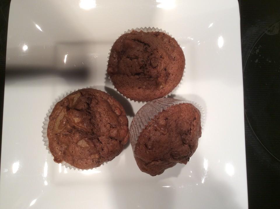 Saftiger Birnen Schokoladen Kuchen Chefkoch De