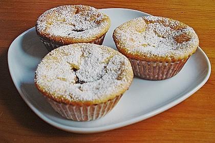 Snickers Kasekuchen Muffins Ein Sehr Leckeres Rezept Chefkoch De