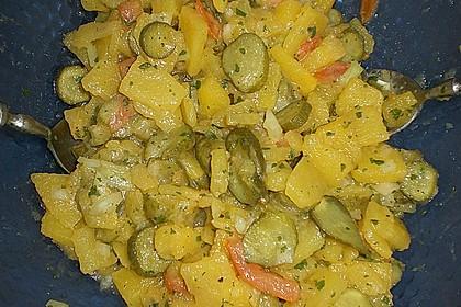 Falscher Kartoffelsalat nach Ille 16