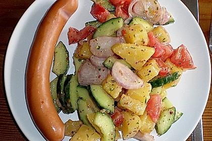 Falscher Kartoffelsalat nach Ille 2