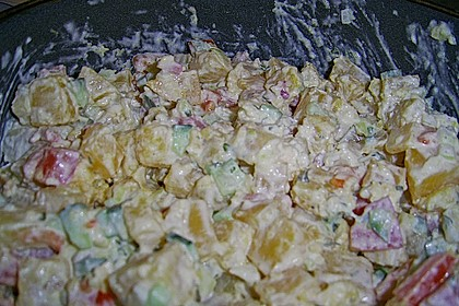 Falscher Kartoffelsalat nach Ille 29