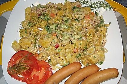Falscher Kartoffelsalat nach Ille 14