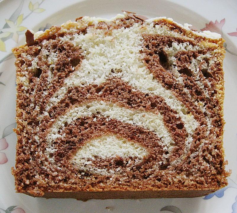 Zebrakuchen Von Angelika1m Chefkoch De