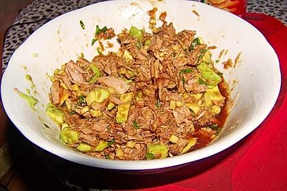 Avocado - Thunfisch Salat 3