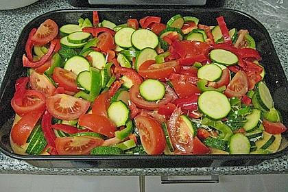 Eierauflauf mit Gemüse 2