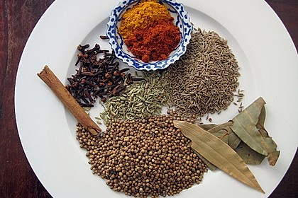 Thai - Currypulver selbst gemacht, ein Gedicht 1