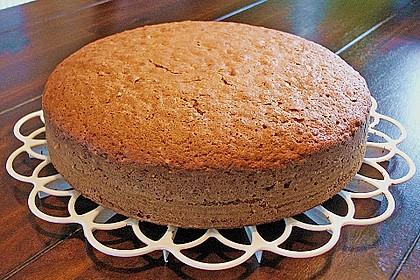 Urmelis Zucchini - Apfel - Nuss - Kuchen 1