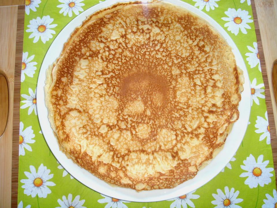 Schneller Pfannkuchen Von Schutzengel007 Chefkochde