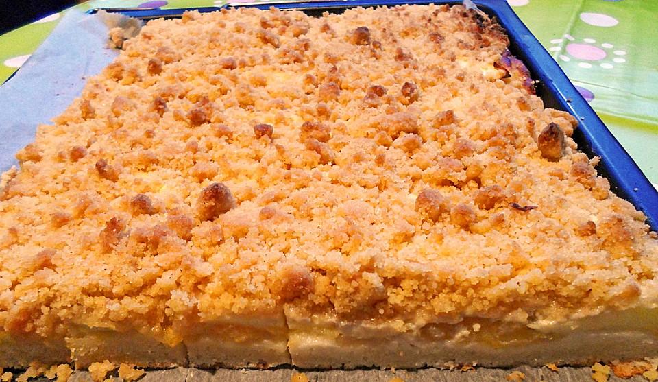 Streuselkuchen Mit Quark öl Teig Von Bine71180 Chefkoch
