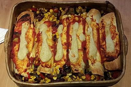 Enchilada verdura 41