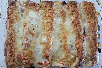 Enchilada verdura 39