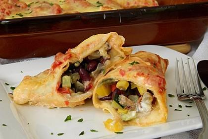 Enchilada verdura 71