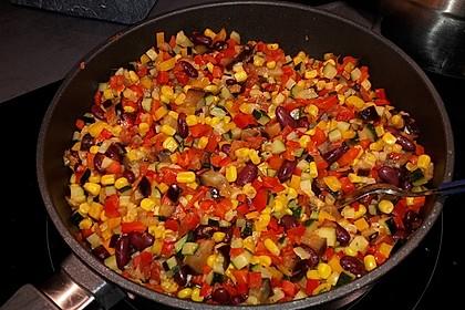 Enchilada verdura 19