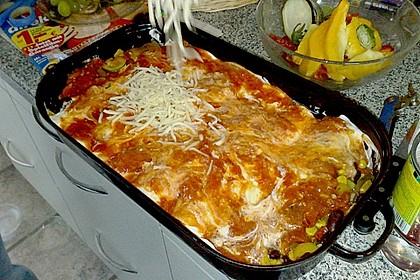 Enchilada verdura 103