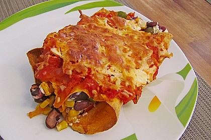 Enchilada verdura 48