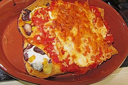 Enchilada verdura 74