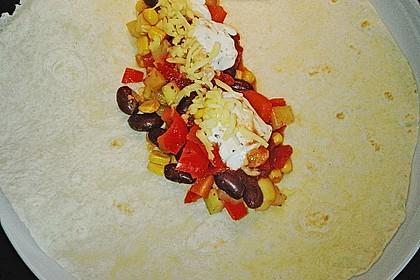 Enchilada verdura 114