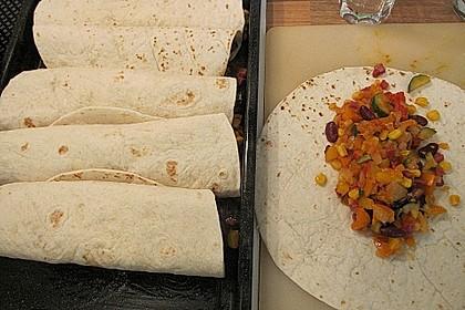 Enchilada verdura 102