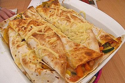 Enchilada verdura 50